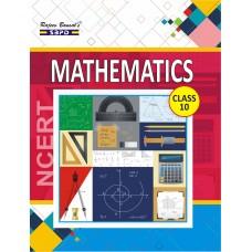 Mathematics Based on NCERT/CBSE Class X by Dr. Ram Dev Sharma, Er. Meera Goyal  - SBPD Publications