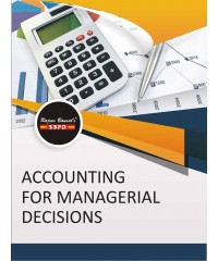 Accounting For Managerial Decisions By Dr. B. P. Agrawal, Dr. B. K. Mehta for Kolhan University, Chaibasa  - SBPD Publications