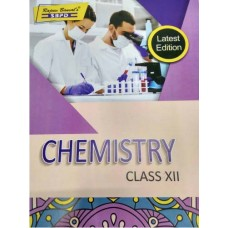 Chemistry Class XII For Madhya Pradesh  Board (2019-20) - SBPD Publications