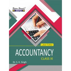Accountancy Class XI for Uttarakhand Board - SBPD Publications (English)