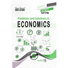 Problems and Solutions in Economics  Class XII buy Dr. Anupam Agarwal,  Mrs. Anju Agarwal - SBPD Publications