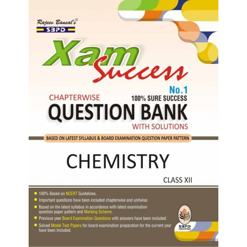 Chapterwise Question Bank With Solutions Chemistry