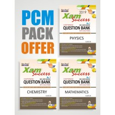 Chapterwise Question Bank With Solutions (Physics + Chemistry + Mathematics)