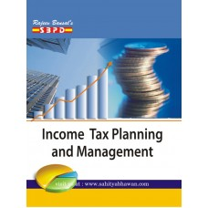 Income Tax Planning & Management