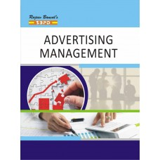 Advertising Management by Dr. F. C. Sharma - SBPD Publications (English)