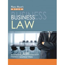 Business Law by Dr. B. K. Singh, Dr. Angad Tiwary - SBPD Publications (English)