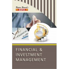 Financial & Investment Management Latest Edition (2016-17)