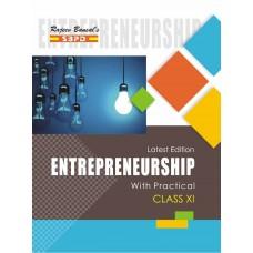 Entrepreneurship With Practical Class XI (2019-20) - SBPD Publications
