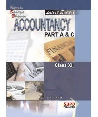 Accountancy Part A & C For Class XII