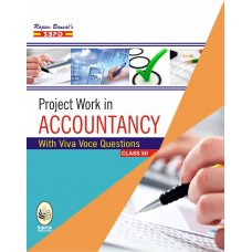 Project Work In Accountancy With Viva Voce Questions For Class XII