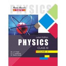 Physics (Volume - II)  Class XI