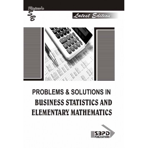 Problems Solution In Business Statics And Elementary