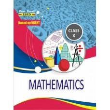 Mathematics Based on NCERT/CBSE Class X (2019-20) - SBPD Publications