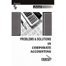 Problems & Solution In Corporate Accounting (2018-19)