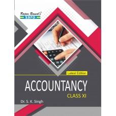Accountancy Class XI (2019-20) - SBPD Publications