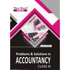 Problems & Solutions In Accountancy Class XI (2018-19)