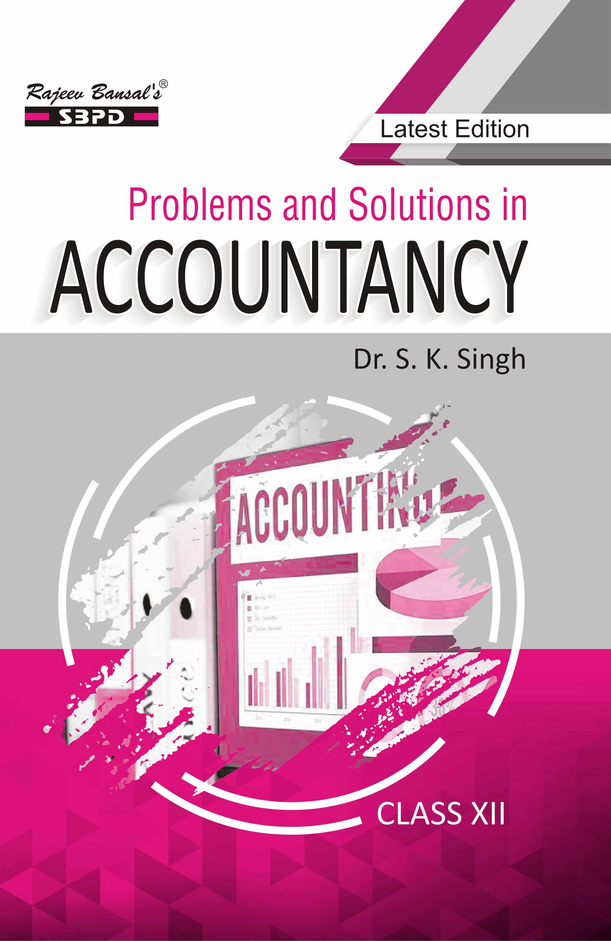 Problems and Solutions in Accountancy Class XII (2019-20)