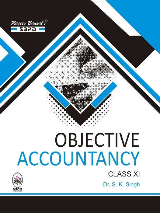 Objective Accountancy Class XI (2019-20)