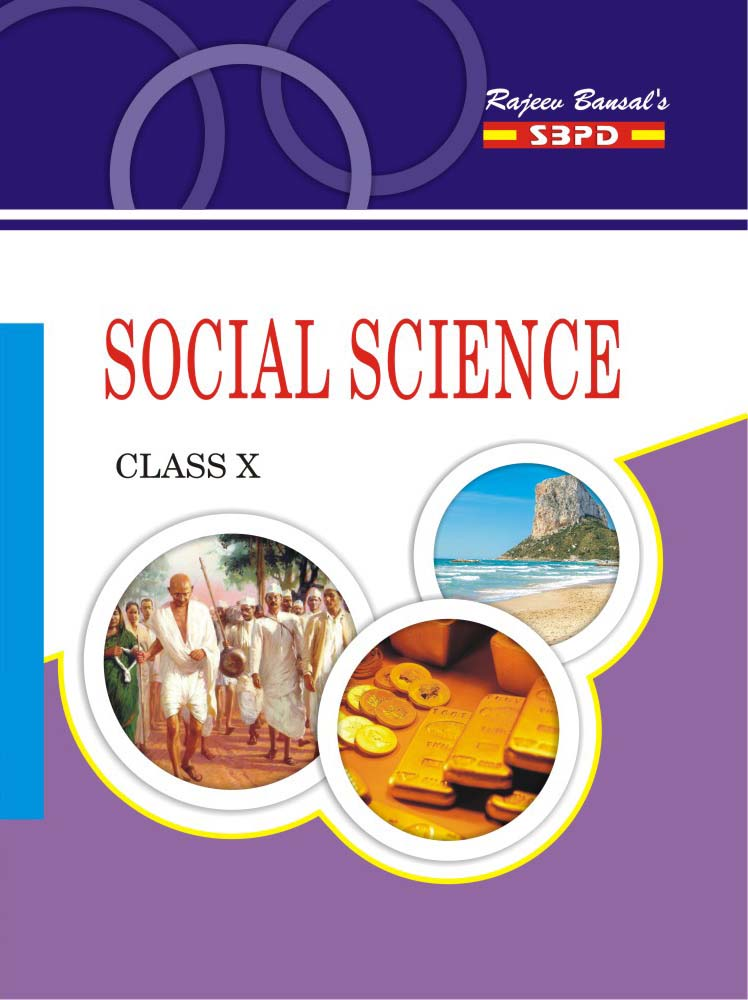 Social Science For Class X
