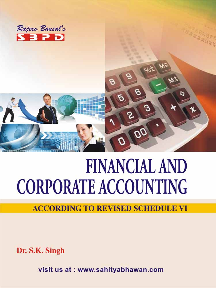 Financial and Corporate Accounting
