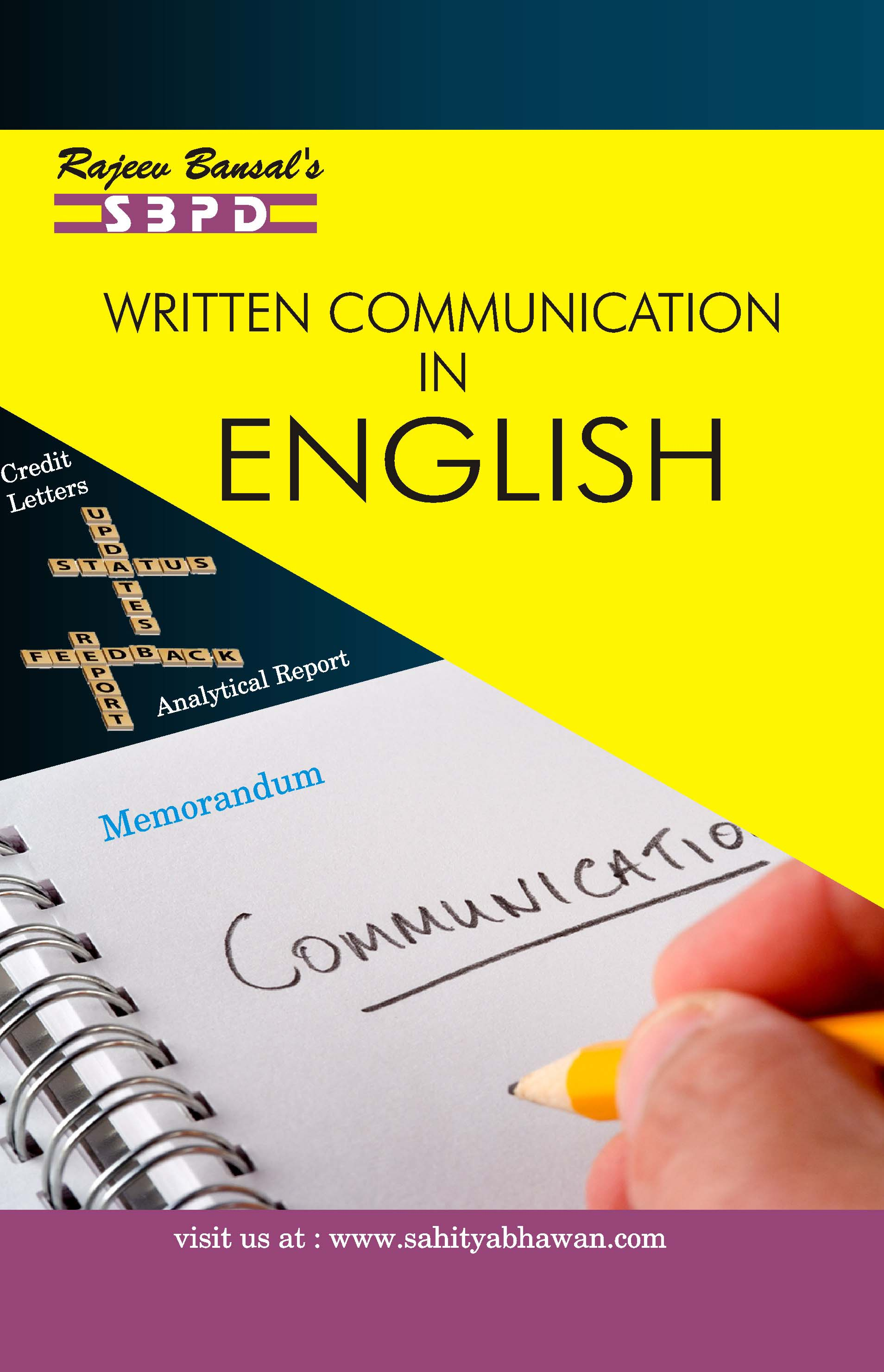 Written Communication In English