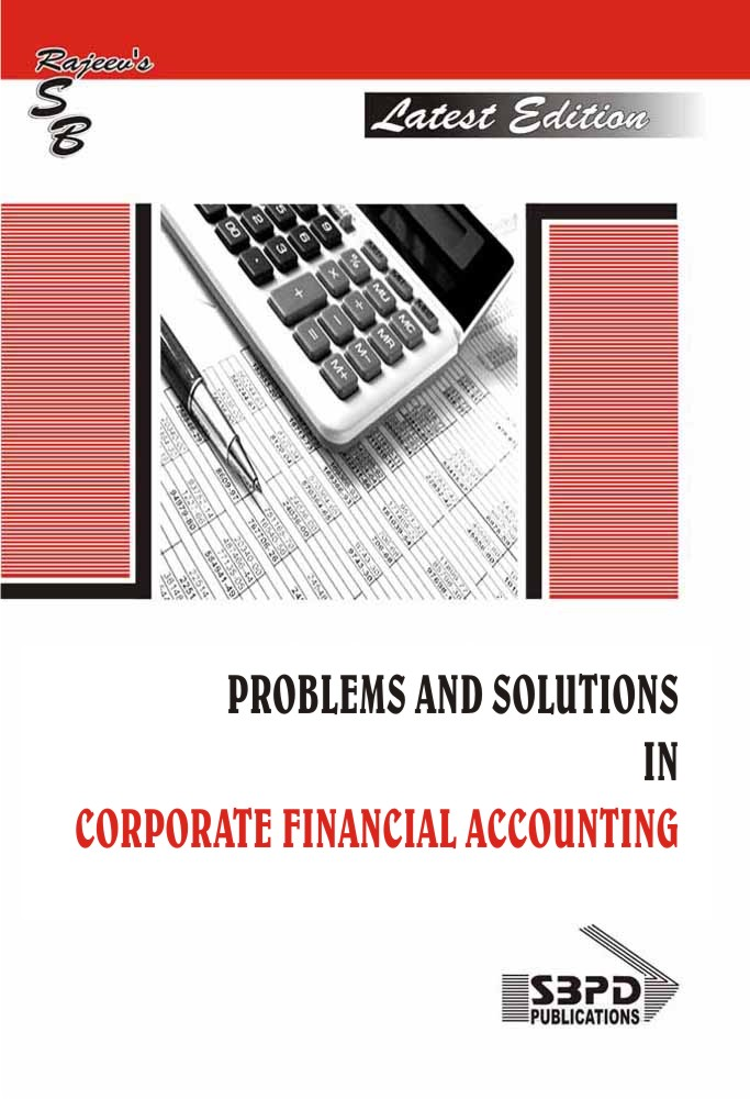 Problems And Solutions In Corporate Financial Accounting