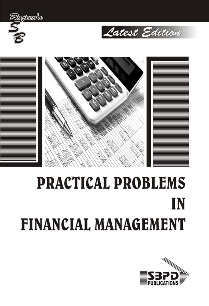 Practical Problems In Financial Accounting (2018-19)
