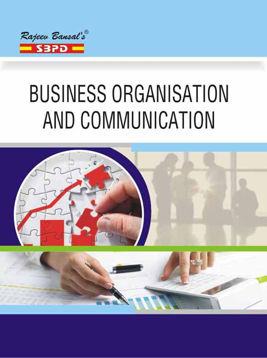 Business Organisation And Communication (Latest Edition)